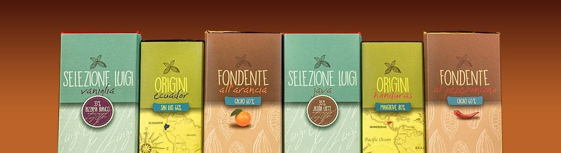 Un nuovo packaging per Theobroma