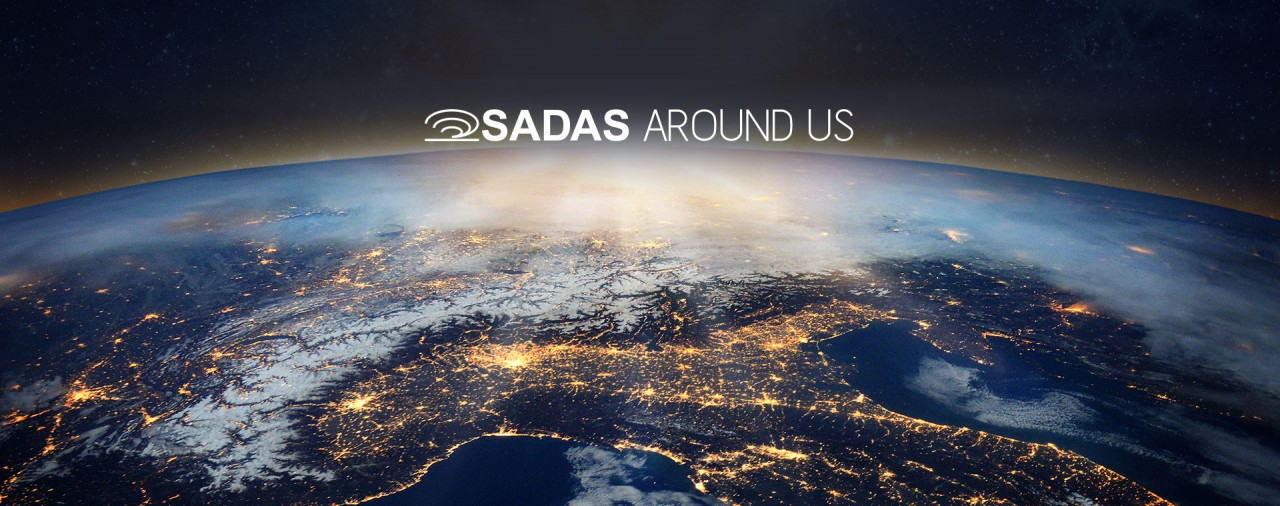Sadas - Around us